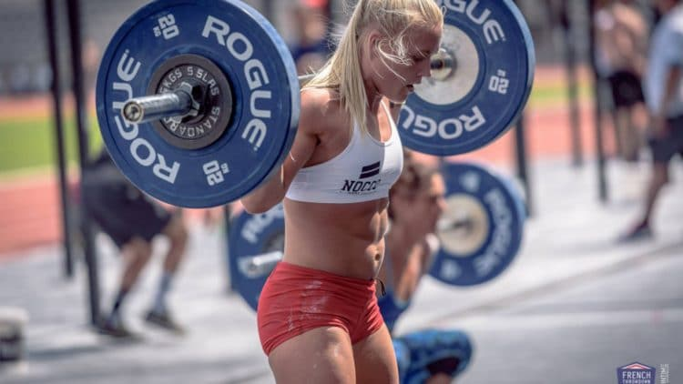 Barbell Exercises Crossfit Athletes