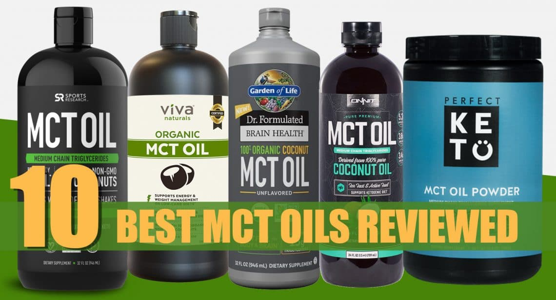 Best MCT Oils Reviewed