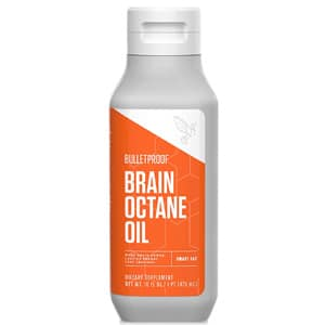 Bulletproof Brain Octane Oil