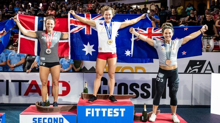 How to Watch CrossFit Open Workout 20.2