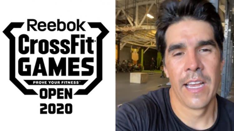 Dave Castro Crossfit Open 20 3