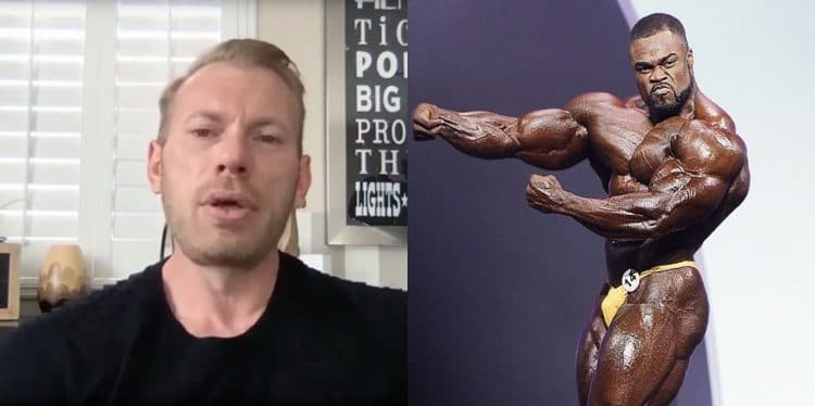 Dennis Wolf Disappointed Olympia