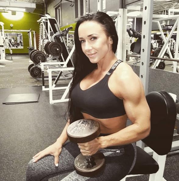 Erica Cordie bodybuilders