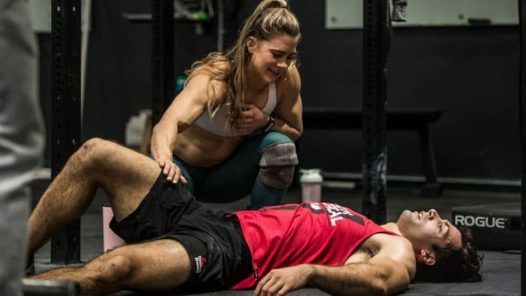 Efficient Recovery Crossfit Training