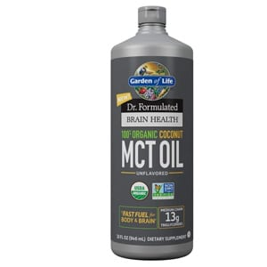 Garden Of Life Dr Formulated MCT Oil