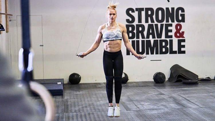 Annie Thorisdottir Nutrition Fav Crossfit Workouts