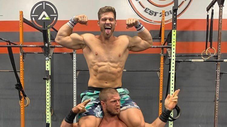 Jacob Heppner Trolls Crossfit Open Workout 20.1