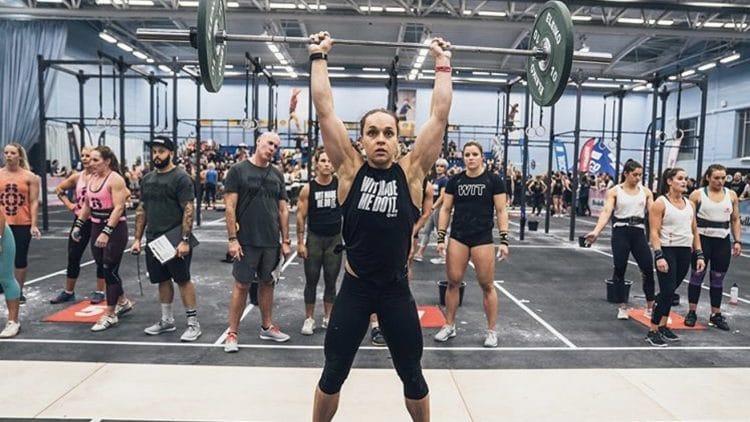 Emma Mcquaid Lefteris Theofanidis Open Workout 20.1