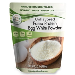 Judee's Paleo Egg White Protein