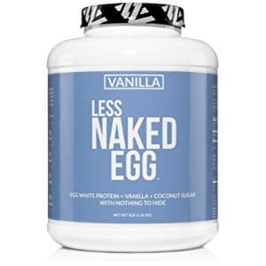 Less Naked Egg