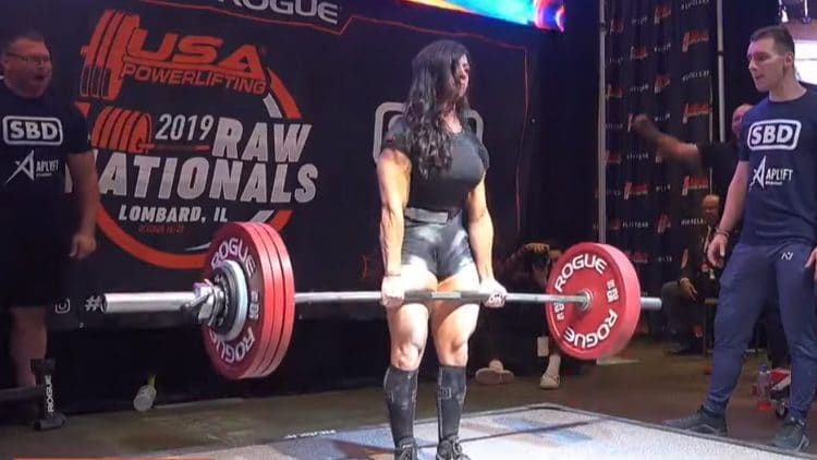 Marisa Inda Deadlift