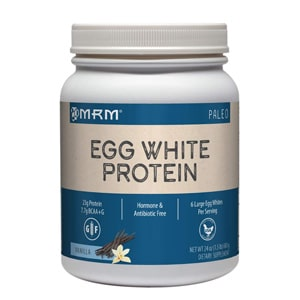 MRM Natural Egg White Protein