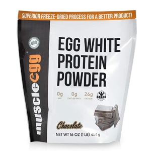 Muscleege Egg White Protein