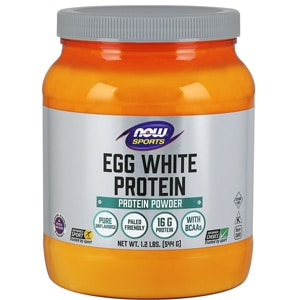 Now Sports Egg White Protein