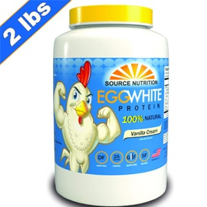 Source Nutrition Egg White Protein