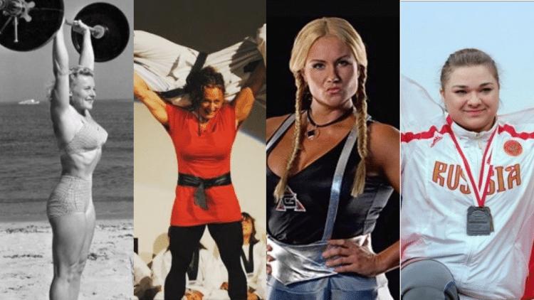 World's Strongest Women