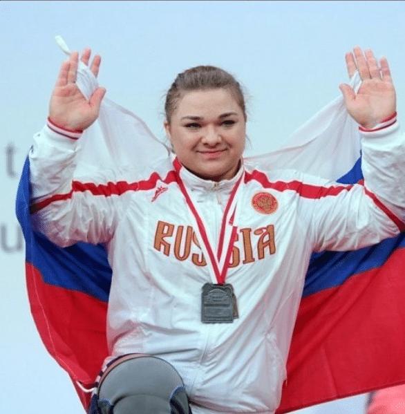 Tatiana Kashirina woman