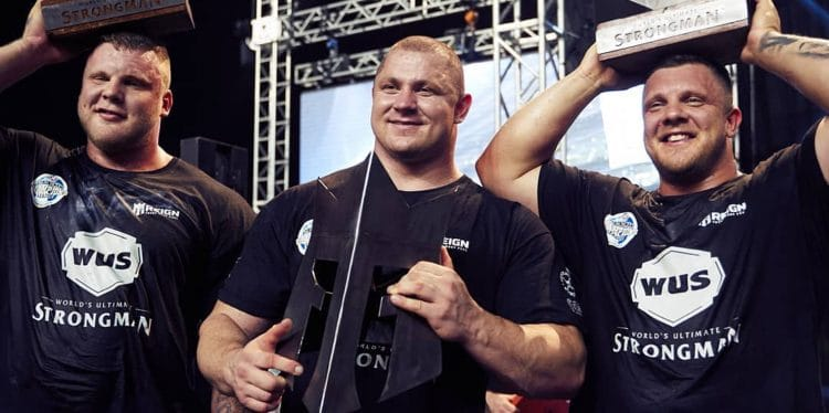 World's Ultimate Strongman 2019 Results