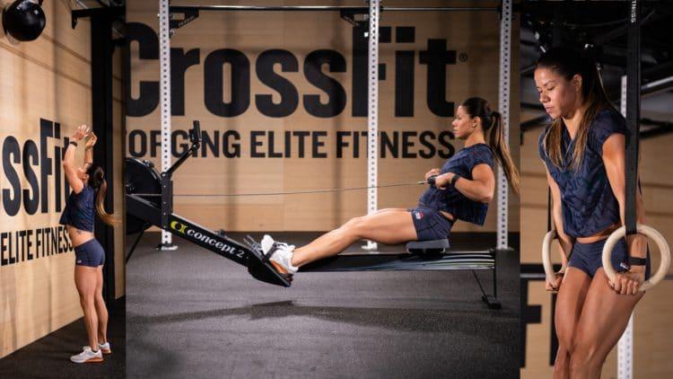 Crossfit Open Workout 20.5