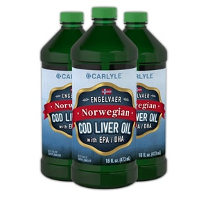 Carlyle Norwegian Cod Liver Oil
