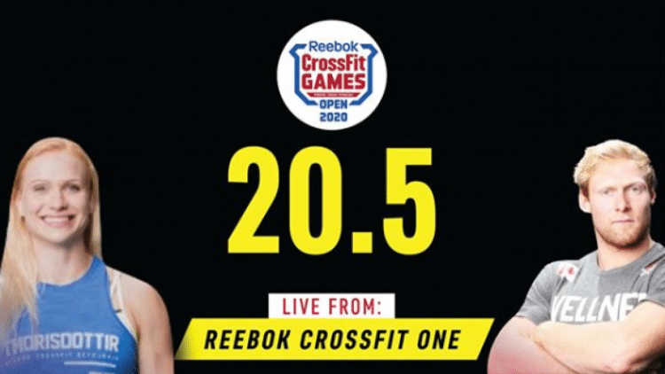 Watch Crossfit Games 2020.How To Watch Crossfit Open 20 5 Live Announcement Fitness