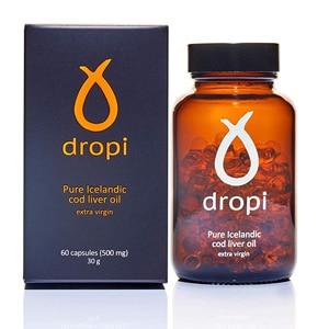Dropi Pure Icelandic Cod Liver Oil