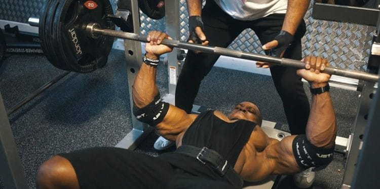 How To Do The Floor Press For A Bigger