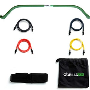 Gorilla Bow Resistance Bands
