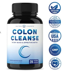 Nutrachamps Colon Cleanse