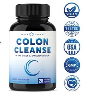 Nutrachamps Colon Cleanse