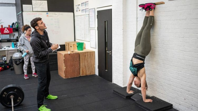 Tips Crossfit Open Workout 20.4