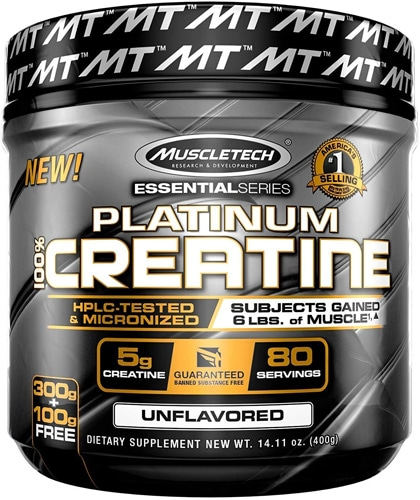 Platinum Creatine Monohydrate
