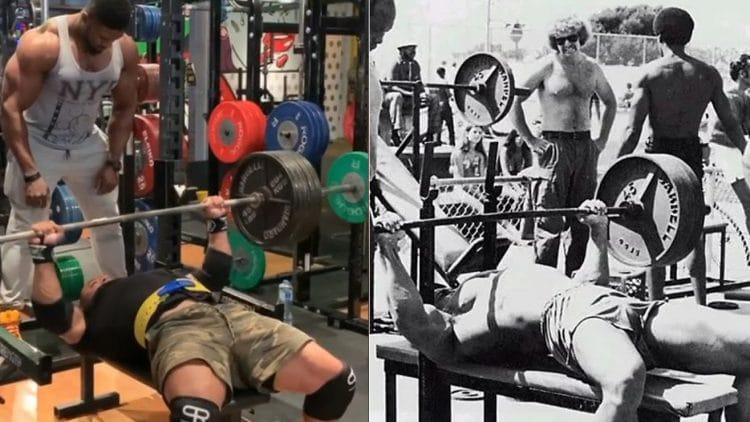 Powerlifting Bodybuilding Bench Press