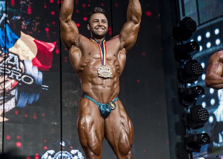 Regan Grimes at Romania Pro