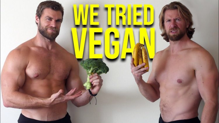 Buff Dudes vegan