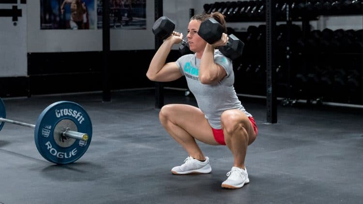 Top Crossfit Dumbbell Workouts