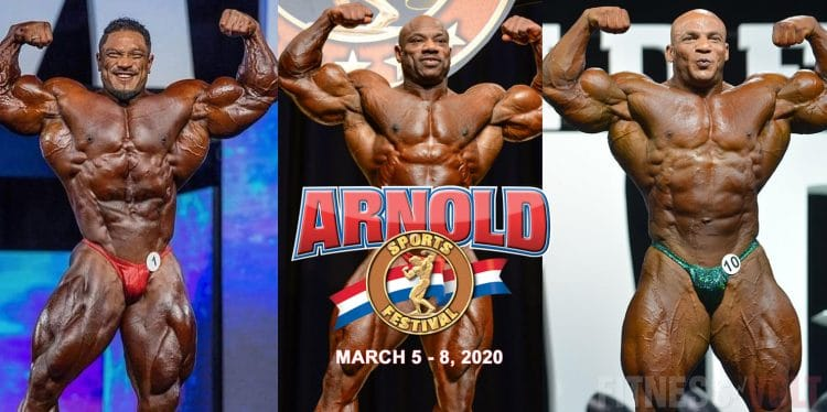 2020 Arnold Classic