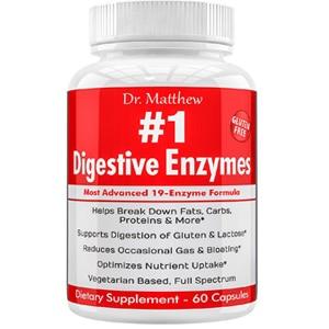 Dr Matthews Digestive Enzymes