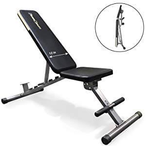 Fitness Reality Weight Bench