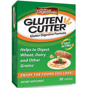 Healthy Digestives Gluten Cutter