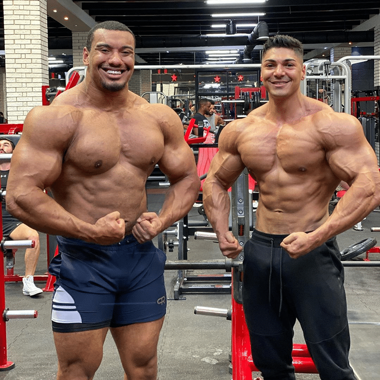 Larry Wheels With Andrei Deiu