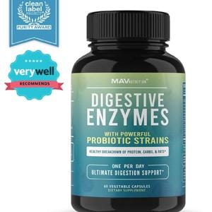 Mav Nutrition Digestive Enzymes