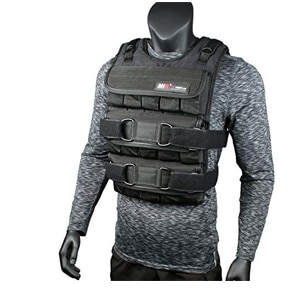 Mir Pro Weighted Vest