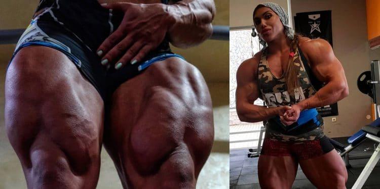 Nataliya Kuznetsova Massive Quads