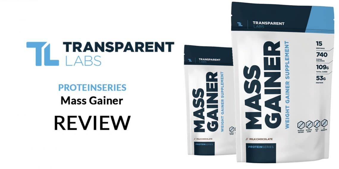 Proteinseries Mass Gainer Review