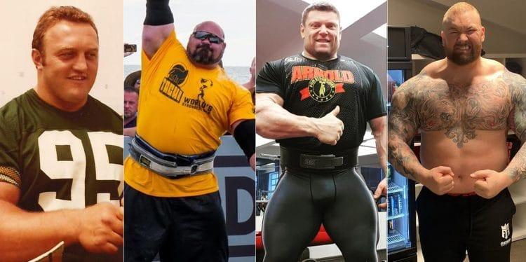 Strongest Men In History 1