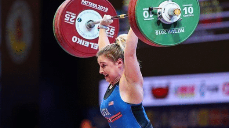 Usa Weighting Pan American Championships