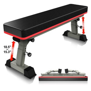 Youten Adjustable Bench