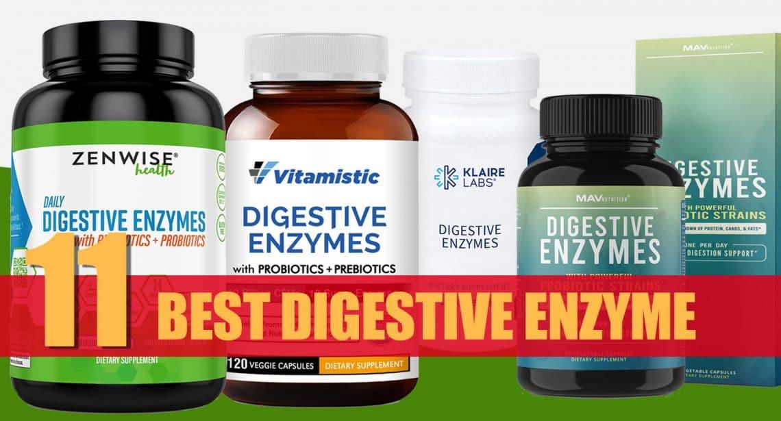 Best Digestive Enzyme