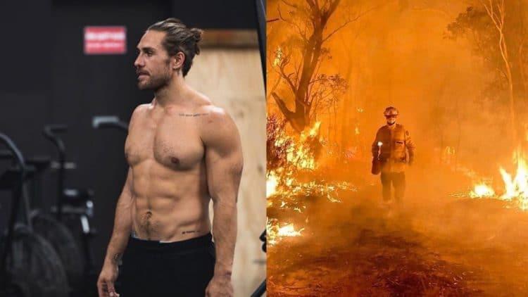 Crossfit Australian Fires 1